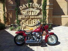 1999 Harley-Davidson® FLSTF Stock: D6337B | Bruce Rossmeyer's Harley-Davidson®