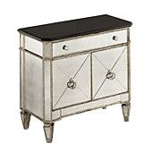 Marais Chest, Mirrored Small Chest. Glam nightstands for the master bedroom!