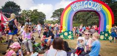 Camp Bestival. The best family festivals for 2016