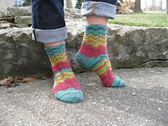 Ravelry: Stripes Alive! pattern by Michelle Hunter