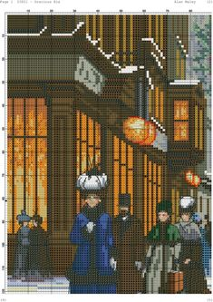 Our goal is to keep old friends, ex-classmates, neighbors and colleagues in touch. Cross Stitch Landscape, Social Events, Christmas Cross, Photos Du, Embroidery Stitches, Cross Stitch Patterns, Deer, Mosaic, Photo Wall