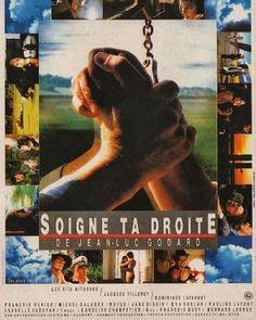 Jean-Luc Godard # 26  Keep Your Right Up (Soigne ta droite) - 1987  DP: Caroline Champetier  #JeanLucGodard #CarolineChampetier #film #cinema #cinematography #France #JaneBirkin