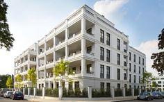 Residences on Schanzenstrasse. Düsseldorf | RKW Architektur + Städtebau