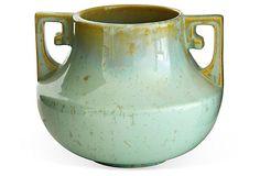 Fulper Urn Vase on OneKingsLane.com