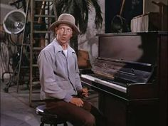 Make ´Em Laugh - Donald O'Connor from Singin´ in the Rain - 1952--love this movie, especially this part of this movie