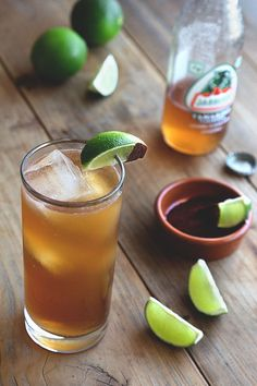 The Ancho y Tamarindo Cocktail is Made With Mexican Chile Liqueur #drinking trendhunter.com