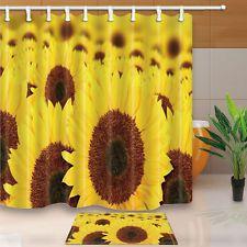 sunflower shower curtains | eBay