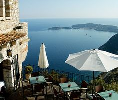 Chateau Eza, Eze - France
