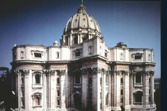 Michelangelo.Rome.St.Peter's