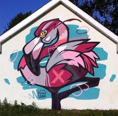 Daily news on all things Graffiti & Street Art related Artwork by the very best graffiti artists & street artists around the world. Murals Street Art, Graffiti Art, Best Graffiti, Graffiti Drawing, Mural Art, Urbane Kunst, Hippie Art, Calligraphy Art, Wall Art Designs