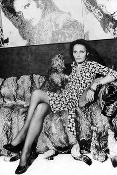 Happy Birthday, DVF! A look back at the designer's most glamorous moments: