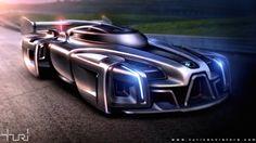 Automotive Concepts Vol.1   Turi Cacciatore