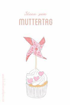 BÄHM! Fünf (Rezepte + Printables) auf einen Streich: { Ideen zum ♥ Muttertag ♥ }