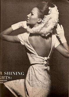 Vogue September 1964- Paris Collections by Diana Vreeland