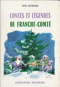 école : références: Contes et Légendes de France-Comté (1962)