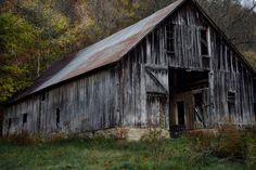 Boxley Valley Arkansas Barn