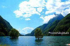 Vorresti trascorrere questo #lunedì nei pressi della Valle del Mis, in provincia di #Belluno? #nomondayblues