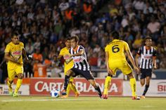Monterrey 1-2 América - J9 Liga Mx (01 de Marzo) Foto: Roberto Alanís