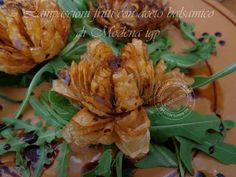 LAMPASCIONI FRITTI1 Snack Recipes, Snacks, Frittata, Shrimp, Chips, Food And Drink, Meat, Drinks, Blog