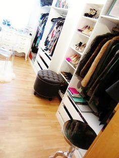 LUV DECOR: 15 Ideias para closets DRD - I like the drawers