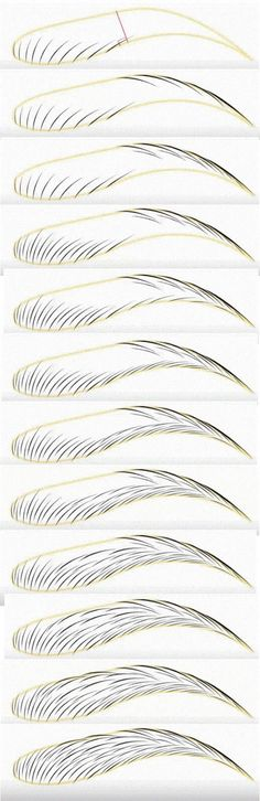 Risultati immagini per microblading platinum blonde eyebrows Pencil Art Drawings, Art Drawings Sketches, Eyebrow Images, How To Draw Eyebrows, Drawing Eyebrows, Pluck Eyebrows, Blonde Eyebrows, Hair Stroke Eyebrows, Makeup Drawing