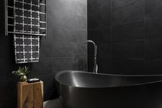 Beautiful bath. Do absolutely nothing at all...for hours on end. Only with Clifftop at Hepburn. 5 star accommodation in Daylesford and Hepburn Springs. 1300 112 114
