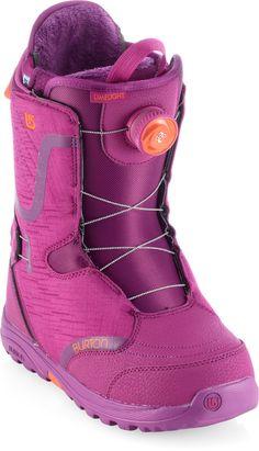 Burton Female Limelight Boa Snowboard Boots - Women's /2016