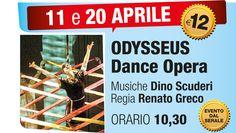 • La Compagnia delle Stelle | ODYSSEUS DANCE OPERA - Evento dal Serale