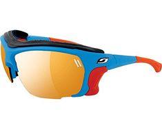 Julbo Trek Sunglasses Zebra Photochromic BlueOrange One Size ** Visit the image link more details. (This is an affiliate link) Sports Sunglasses, Oakley Sunglasses, Trek, Image Link, Outdoors, Orange, Blue, Fashion, Moda