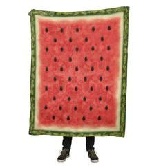 Beloved Shirts presents the Vivid Watermelon Blanket