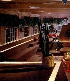 Strutin Residence - Interior 01 - Paul Rudolph