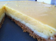 Passion Fruit Cheesecake Tart, Perfect Spring Dessert for Entertaining