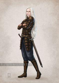 Resultado de imagem para fantasy character art