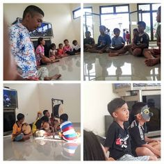 Dokumentasi Komunitas Seni Budaya Anak : RPTRA Kecamatan Pesanggrahan Jaksel