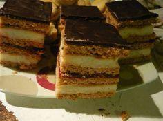 Grízes-mézes krémes Hungarian Desserts, Tiramisu, Dishes, Ethnic Recipes, Gardening, Foods, Drink, Christmas, Basket