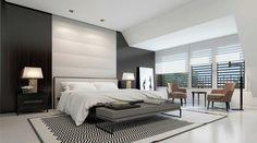 Ultramodern Dusseldorf Penthouse Design by Ando Studio | http://www.caandesign.com/ultramodern-dusseldorf-penthouse-design-ando-studio/