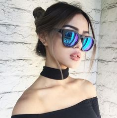 Idk who she is But she is cuteaf Lily Maymac Mirrored Sunglasses, Sunglasses Women, Lily Maymac, Womens Glasses, Tumblr Girls, Ulzzang Girl, Cute Girls, My Girl, Pretty People