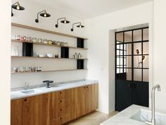 Kitchen of the Week: A Simple System from Studio MacLean in London - Remodelista