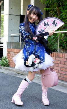 Harajuku Clothing Styles For Teenage 2012 Trends Fashion Style Pictures