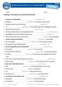 Learn Dutch, Dutch Words, 1st Grade Math Worksheets, Dutch Language, Grammar, Einstein, Homeschool, Classroom, Teaching