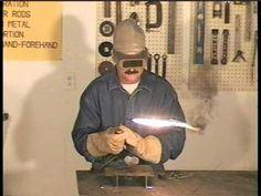 Oxy Acetylene Welding | Gas Welding | Adjusting The Flame - YouTube