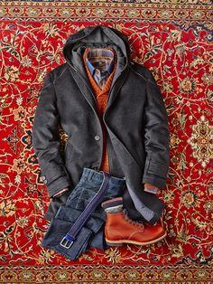 Nice winter wear.