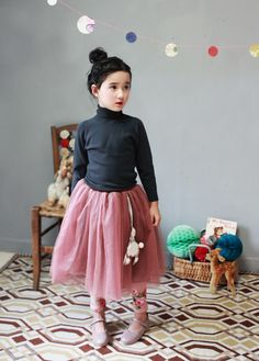 Alla Cotton Mellow Skirt (2C)
