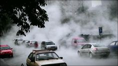 Boiling River on the streets of Kiev