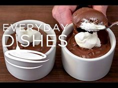 Old-Fashioned Chocolate Pudding Recipe Video