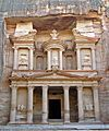 Agatha Christie first inspired my desire to visit Petra when I read Appointment With Death.  Indiana Jones and the Last Crusade solidified it.