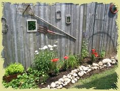 garden junk