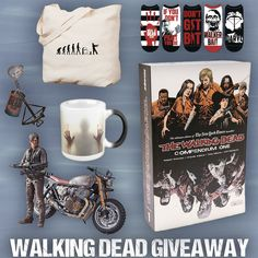 The Walking Dead Zombie Fan Giveaway