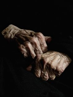 The hands of Louise Bourgeois are the subjects of portraits taken by the artist Alex Van Gelder, who, at Bourgeois's invitation, photographed her at her New York townhouse during the last year of her life. The resulting exhibition, Armed Forces, consists of eighteen photographic prints is on display at Hauser & Wirth (Zürich)
