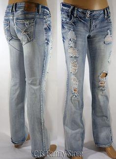 ariya slim boot curvy fitplus size stretch denim stone washed